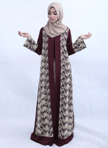 Outer Batik Panjang Nina Nugroho